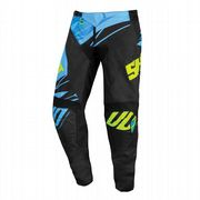 Shot Devo Ventury MX Trousers Cyan/Neon Yellow